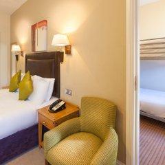 Отель Durley Dean Великобритания, Борнмут - отзывы, цены и фото номеров - забронировать отель Durley Dean онлайн комната для гостей фото 4