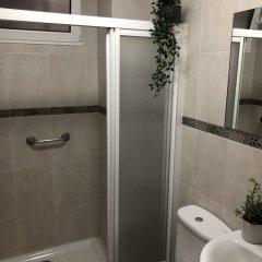 Отель Pension Arias ванная фото 2