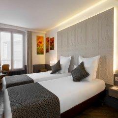 Отель Contact ALIZE MONTMARTRE комната для гостей