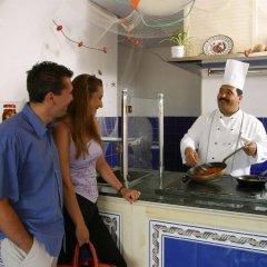 Отель Regency Hotel and Spa Тунис, Монастир - отзывы, цены и фото номеров - забронировать отель Regency Hotel and Spa онлайн интерьер отеля фото 2