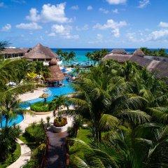 Отель The Reef Coco Beach Плая-дель-Кармен пляж фото 2