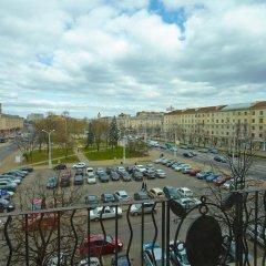 Хостел Smart Inn Минск балкон