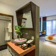 Отель Golden Temple Villa ванная фото 2