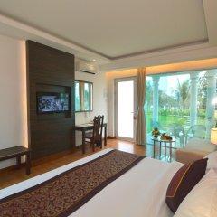 Отель Dessole Beach Resort Nha Trang Вьетнам, Кам Лам - отзывы, цены и фото номеров - забронировать отель Dessole Beach Resort Nha Trang онлайн комната для гостей фото 4
