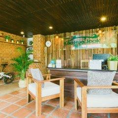 Отель Baan Khao Hua Jook интерьер отеля