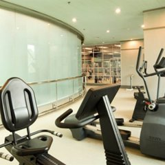 Отель Grand Metropark Xi'an фитнесс-зал