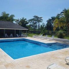 Отель White Sands Negril Ямайка, Саванна-Ла-Мар - отзывы, цены и фото номеров - забронировать отель White Sands Negril онлайн бассейн фото 2