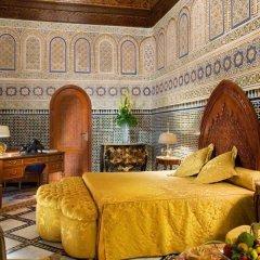 Отель Sofitel Fès Palais Jamaï Марокко, Фес - отзывы, цены и фото номеров - забронировать отель Sofitel Fès Palais Jamaï онлайн комната для гостей фото 3