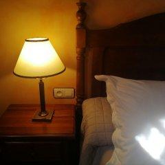 Отель La Casa del Organista сейф в номере