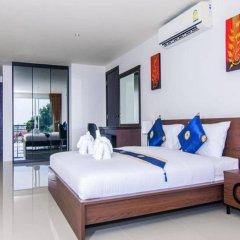 Отель Oceanview Treasure Hotel & Residence Таиланд, Карон-Бич - 1 отзыв об отеле, цены и фото номеров - забронировать отель Oceanview Treasure Hotel & Residence онлайн комната для гостей фото 5