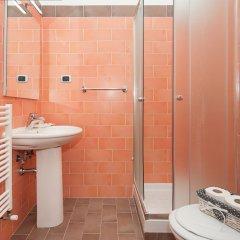 Отель MagicFiveRooms Италия, Рим - отзывы, цены и фото номеров - забронировать отель MagicFiveRooms онлайн ванная