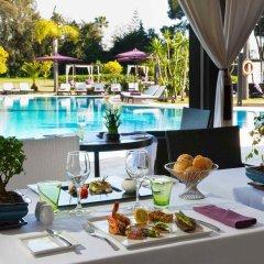 Отель Sofitel Rabat Jardin des Roses питание