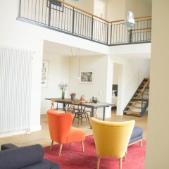 Апартаменты Berlin Base Apartments - KREUZBERG питание фото 2