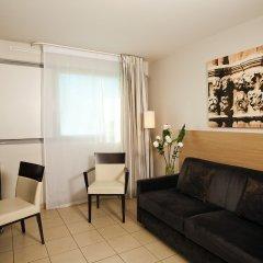 Отель Residhome Toulouse Occitania Франция, Тулуза - отзывы, цены и фото номеров - забронировать отель Residhome Toulouse Occitania онлайн комната для гостей фото 4