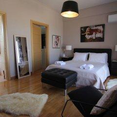 Отель Villa Abelos Греция, Галатси - отзывы, цены и фото номеров - забронировать отель Villa Abelos онлайн комната для гостей фото 2