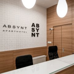 Отель Absynt Apart Wierzbowa интерьер отеля фото 2