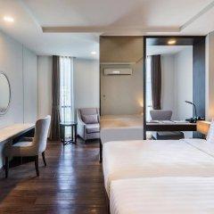 Отель Surestay Plus Hotel By Best Western Sukhumvit 2 Таиланд, Бангкок - 3 отзыва об отеле, цены и фото номеров - забронировать отель Surestay Plus Hotel By Best Western Sukhumvit 2 онлайн комната для гостей фото 2