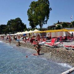 Отель Novia Gelidonya Кемер пляж фото 2
