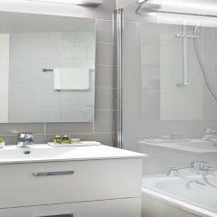 Отель Citadines Presqu'île Lyon Франция, Лион - отзывы, цены и фото номеров - забронировать отель Citadines Presqu'île Lyon онлайн ванная