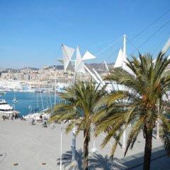 Hotel Galles Генуя пляж