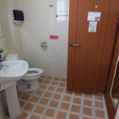 Отель Empathy Guesthouse - Hostel Южная Корея, Тэгу - отзывы, цены и фото номеров - забронировать отель Empathy Guesthouse - Hostel онлайн ванная фото 2