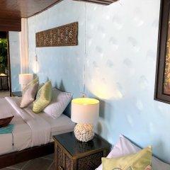 Отель Aminjirah Resort Таиланд, Остров Тау - отзывы, цены и фото номеров - забронировать отель Aminjirah Resort онлайн комната для гостей фото 2