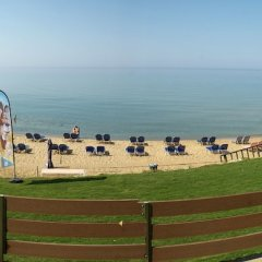 Glyfada Beach Hotel спортивное сооружение