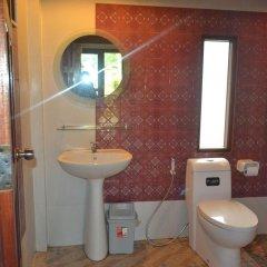 Отель Sayang Beach Resort Ланта ванная фото 2
