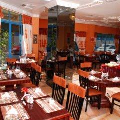 Отель Al Bustan Hotel Flats ОАЭ, Шарджа - отзывы, цены и фото номеров - забронировать отель Al Bustan Hotel Flats онлайн питание фото 3