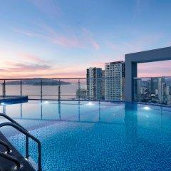 D'Qua Hotel бассейн