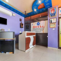 OYO 24615 Hotel Shivam Palace интерьер отеля