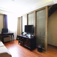 Отель Xiamen Feisu Gulangyu Yangjiayuan Hotel Китай, Сямынь - отзывы, цены и фото номеров - забронировать отель Xiamen Feisu Gulangyu Yangjiayuan Hotel онлайн удобства в номере фото 2