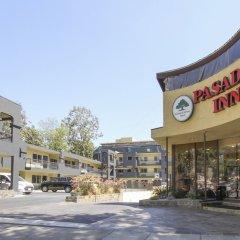 Отель GreenTree Pasadena Inn США, Пасадена - отзывы, цены и фото номеров - забронировать отель GreenTree Pasadena Inn онлайн парковка