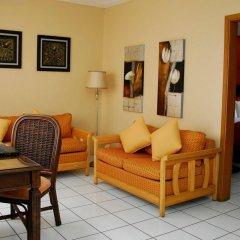 Отель Aparthotel Guijarros Гондурас, Тегусигальпа - отзывы, цены и фото номеров - забронировать отель Aparthotel Guijarros онлайн комната для гостей фото 3