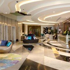 Отель Samaya Hotel Deira ОАЭ, Дубай - отзывы, цены и фото номеров - забронировать отель Samaya Hotel Deira онлайн интерьер отеля фото 3