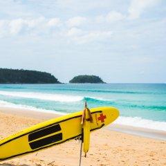 Отель Baumancasa Beach Resort пляж
