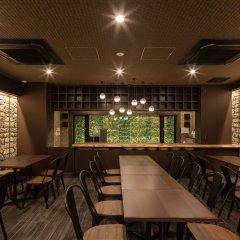 Hotel Abest Ginza Kyobashi гостиничный бар