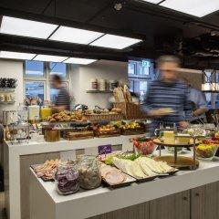 Отель Absalon Hotel Дания, Копенгаген - 1 отзыв об отеле, цены и фото номеров - забронировать отель Absalon Hotel онлайн питание фото 3