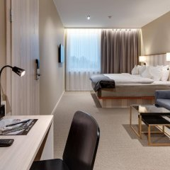First Hotel Arlanda Airport комната для гостей фото 2
