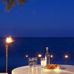 Отель Thalassa Seaside Resort пляж фото 2
