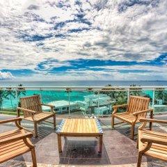 Отель Vista Marina Residence Доминикана, Бока Чика - отзывы, цены и фото номеров - забронировать отель Vista Marina Residence онлайн балкон