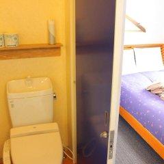 Отель K's House Tokyo Токио ванная