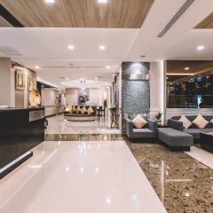 Отель Adelphi Suites Bangkok интерьер отеля фото 2