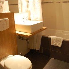 Отель Euro Capital Брюссель ванная