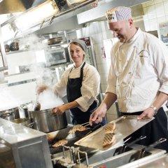 Отель Långholmen Hotell Швеция, Стокгольм - отзывы, цены и фото номеров - забронировать отель Långholmen Hotell онлайн питание фото 3