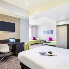 Отель ibis styles Sharjah Hotel ОАЭ, Шарджа - отзывы, цены и фото номеров - забронировать отель ibis styles Sharjah Hotel онлайн комната для гостей фото 4