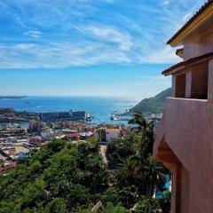 Отель Villa Luces Del Mar Педрегал пляж