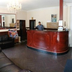 Ventures Hotel интерьер отеля