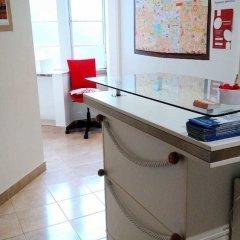 Absolut Morning Hostel Лиссабон интерьер отеля