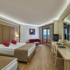 Delphin Deluxe Турция, Окурджалар - отзывы, цены и фото номеров - забронировать отель Delphin Deluxe онлайн комната для гостей фото 2